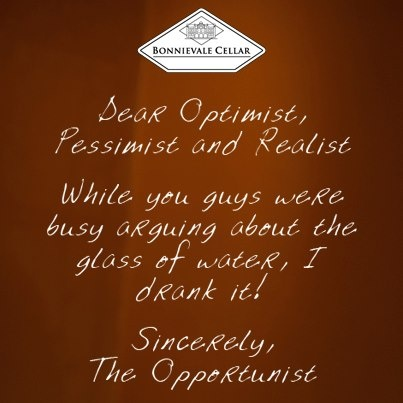 LIKE if you're an opportunist! ;)