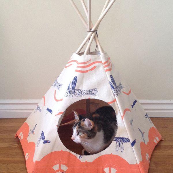 les 25 meilleures id es de la cat gorie cat tipi sur pinterest tipi pour chien tente pour. Black Bedroom Furniture Sets. Home Design Ideas