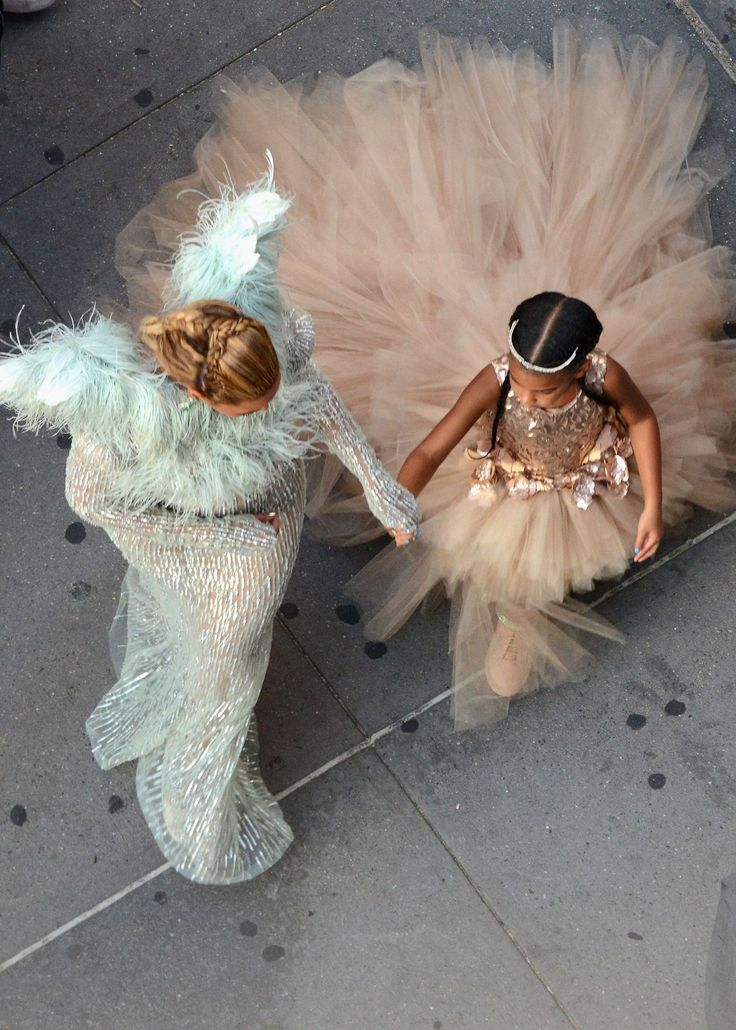 10 Times Blue Ivy's Wardrobe Was Better Than Yours