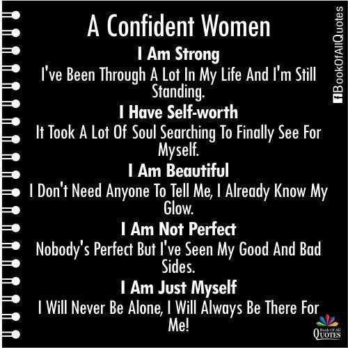 Strong Confident Woman Quotes: Best 25+ Confident Woman Ideas On Pinterest
