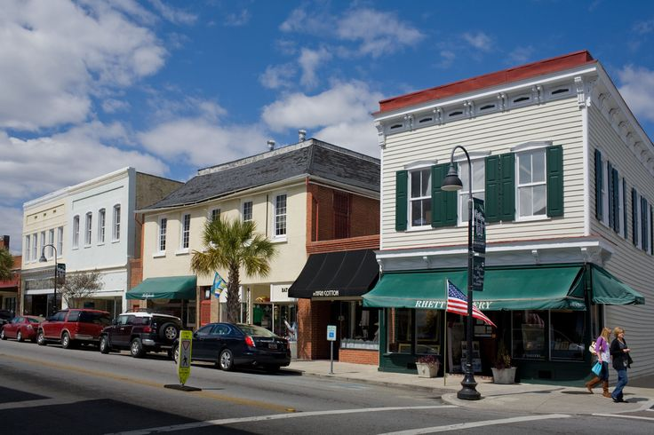 Best Places To Retire: 10 Most Relaxing U.S. Cities, Beaufort, S.C.