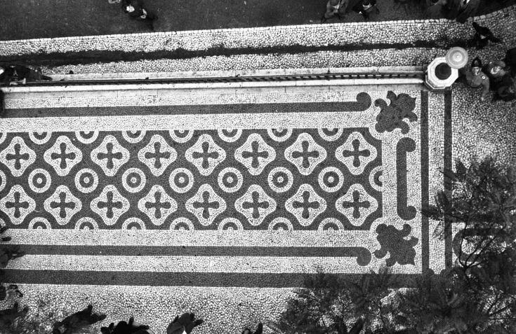 ComJeitoeArte: A Calçada Portuguesa é um dos simbolos da cidade de Lisboa