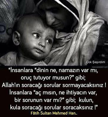 Biz Tanrı değil, Tanrının kullarıyız. İnsan olalım, iyi bir kul olalım. Benim de fazlasıyla rahatsız olduğum bu sorularla, kimseyi rahatsız etmeyelim lütfen. Benim dinim, benim Allah ile aramdaki meseledir. Hiç kimseyi ilgilendirmez. En Doğru Sözlerden biri ilan ediyorum bu resimdeki sözleri! #EnDoğrusu #DoğruSöz