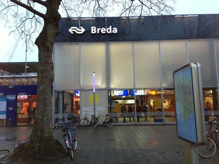 Breda train Station