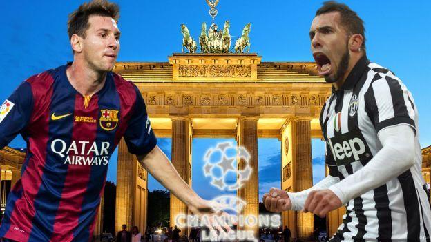 Barcelona vs. Juventus: fecha, hora y canal de la final de Champions League. June 03, 2015.