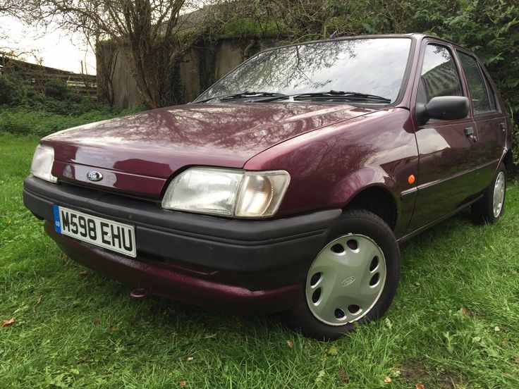 Check out this classic Ford. ford fiesta 19,000 miles!!!!!!!!! 1995!!!!!