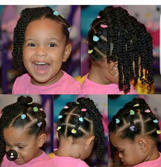 74 best black baby haire styles images on Pinterest | Children ...