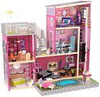 KidKraft Uptown Modern Mansion Kids Dollhouse Toy w/ Furniture - Fast Shipping
