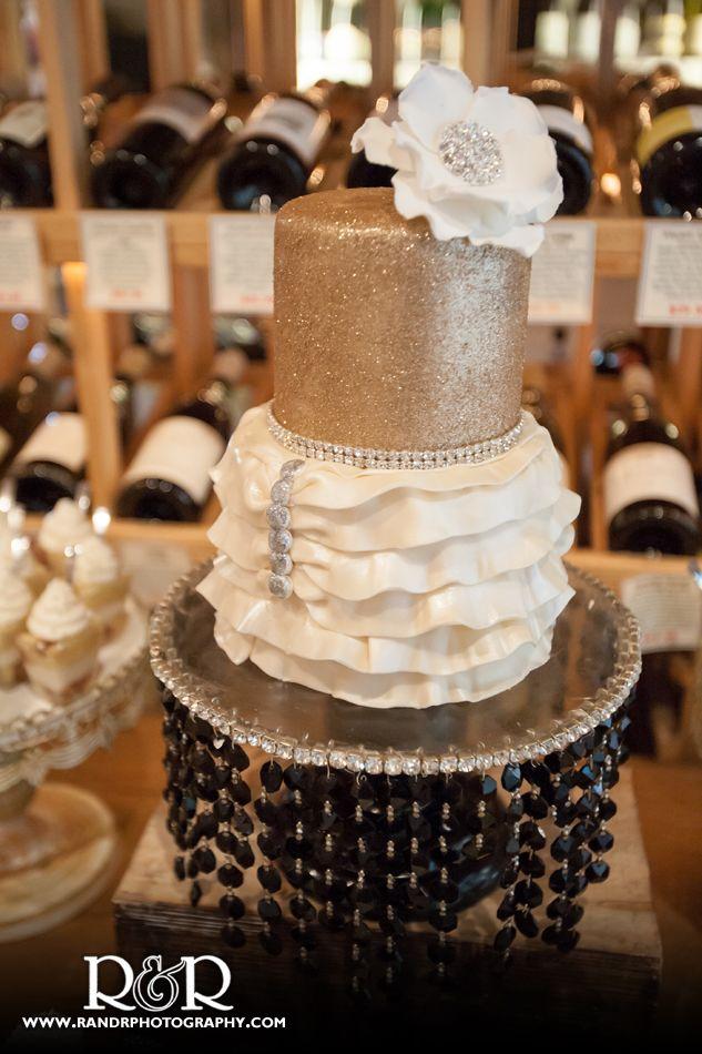 Bridal Shower Wedding Cake Cake