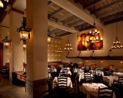 Besito grand hacienda dining room West Hartford