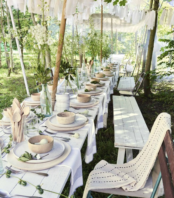 tuinfeest | garden party | vtwonen 09-2016 | photography: Jeroen van der Spek | styling: Cleo Scheulderman