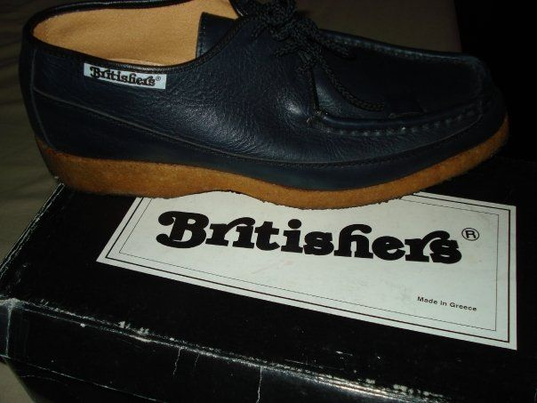 British Walkers Shoes Old School For Sale British