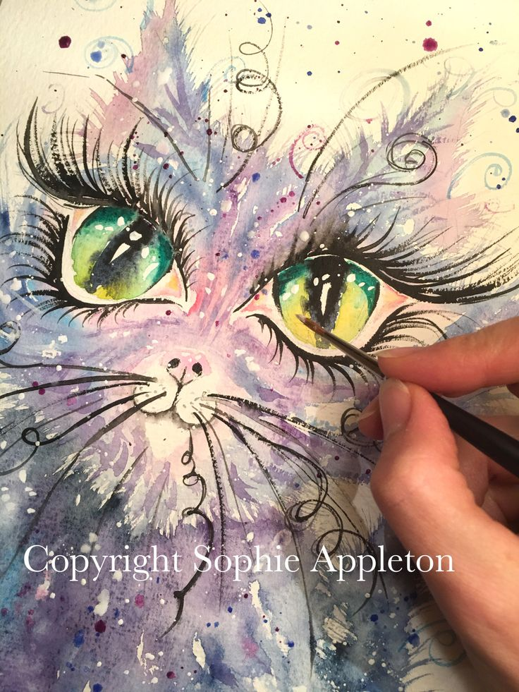 Artist Sophie Appleton. These articles are about the latest original paintings that I'm creating right now.