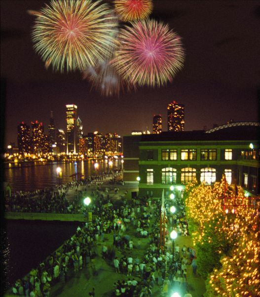 chicago festivals july 4th weekend