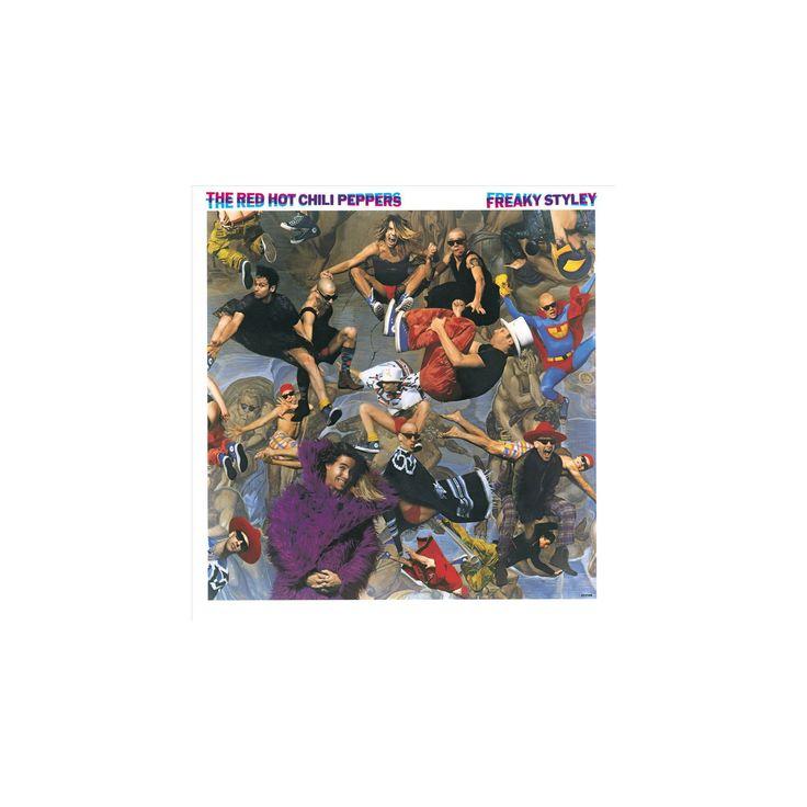 Red hot chili pepper - Freaky styley (Vinyl)