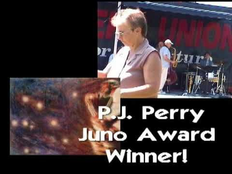 Canadian Jazz Sax Legend P.J. Perry!  (5 of 7)