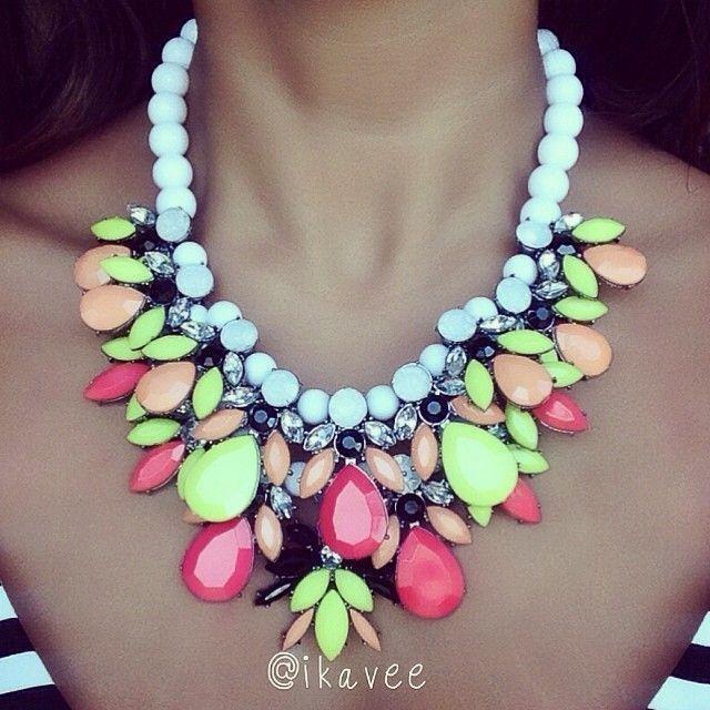 Marilynyyo: Collares de Verano ..... Disfruta de los colores!!...