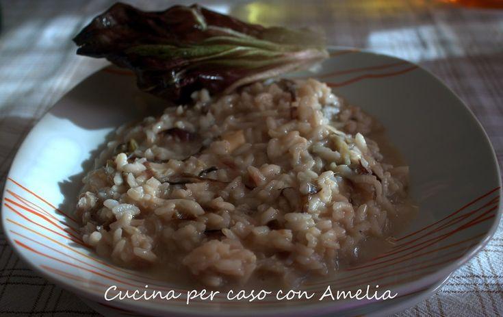 Ecco un risotto per riscaldarci in questi giorni polari..  Ecco un risotto per riscaldarci in questi giorni polari..  http://blog.giallozafferano.it/cucinaconamelia/risotto-radicchio-e-scamorza-ricetta/