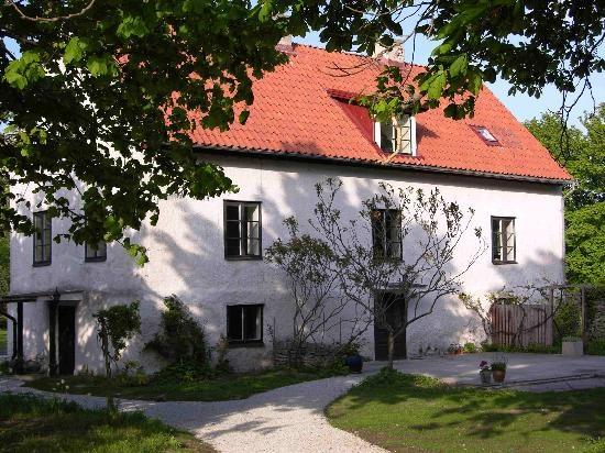 The house @ Stelor Gotland, Sweden http://stelor.se
