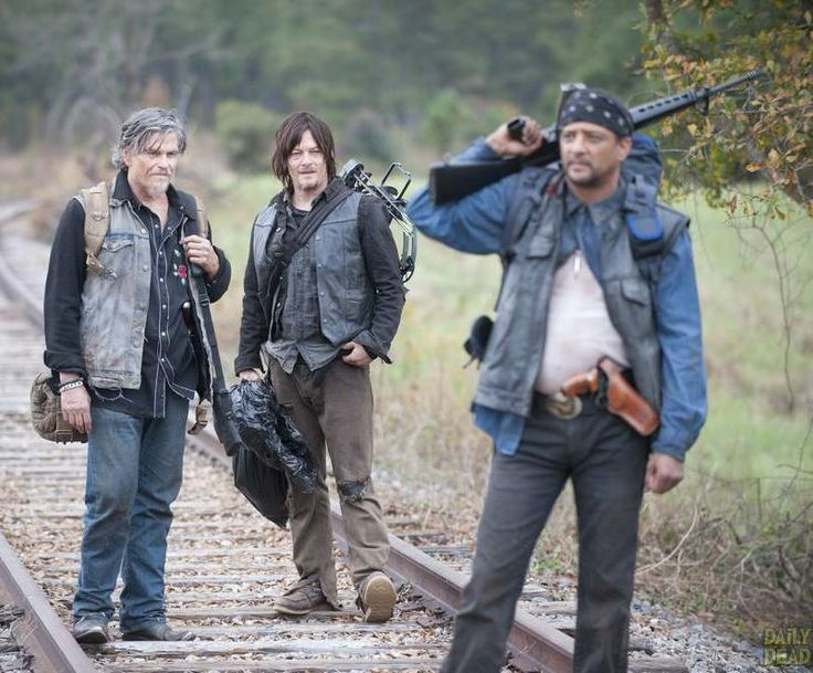 The Walking Dead Episode 415 - Daryl Dixon, (Norman Reedus)