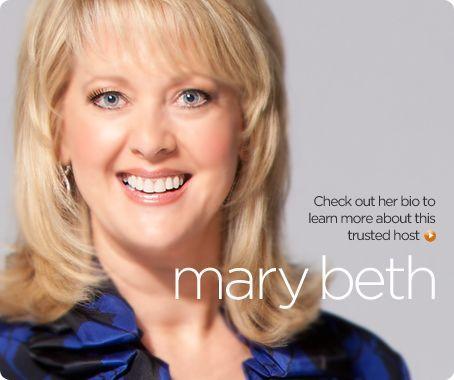 Host Mary Beth Roes Bio
