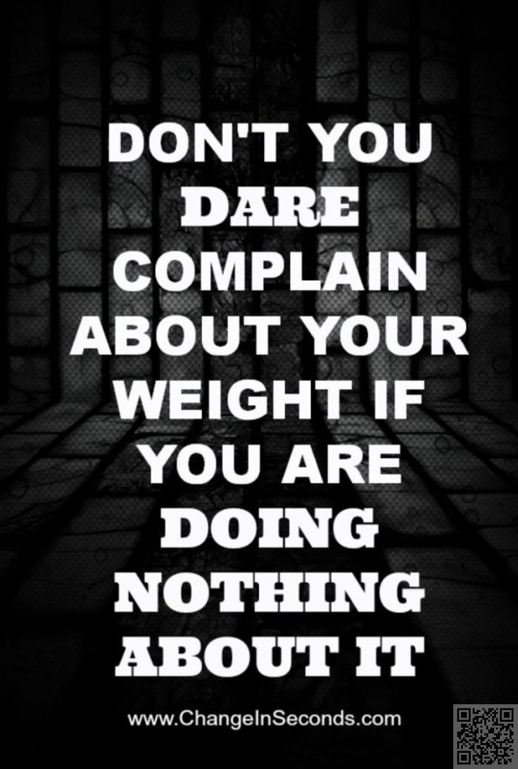 17. Don't You Dare... - Here Are 48 #Wonderful Weight Loss Quotes to Get You Motivated