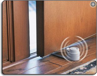 Securing rooms from unauthorized entry couldn't be easier. Under $ 10.00!