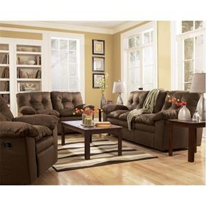 Picture of 3-Piece Living Room Set - Sofa, Loveseat and Rocker Recliner $779
