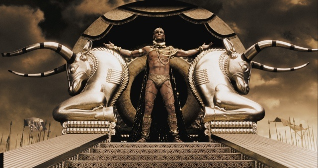 Cineast: Родриго Санторо о роли Ксеркса в сиквеле «300 спартанцев»