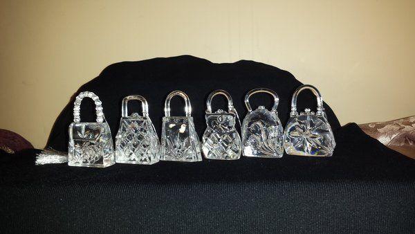 Handbag Napkin Holders