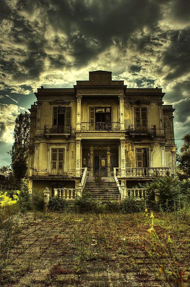 Dark House by Alexander Hadji on 500px