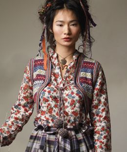 Rowan Knit Vest Pattern - Magazine 48