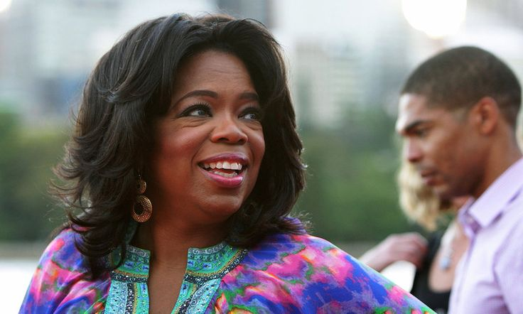 Sixty-Sixty-two years ago today, Oprah Gail Winfrey was born. Actress, TV host, producer, author, entrepreneur, and philanthropist, Oprah is one of the most influential women of all time, and she's inspired millions of people around the world with her messages of hope.