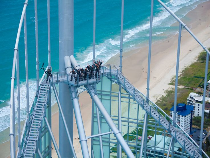 From bungee jumping in Nepal to bridge climbing in Australia, you'll have to overcome your fear of heights to experience these spectacular—but scary—travel destinations in the U.S., Laos, Canada, and more.