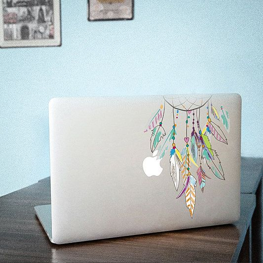Laptop decal. Shop has plenty of other designs and will make the decal for your keyboard or cover.
