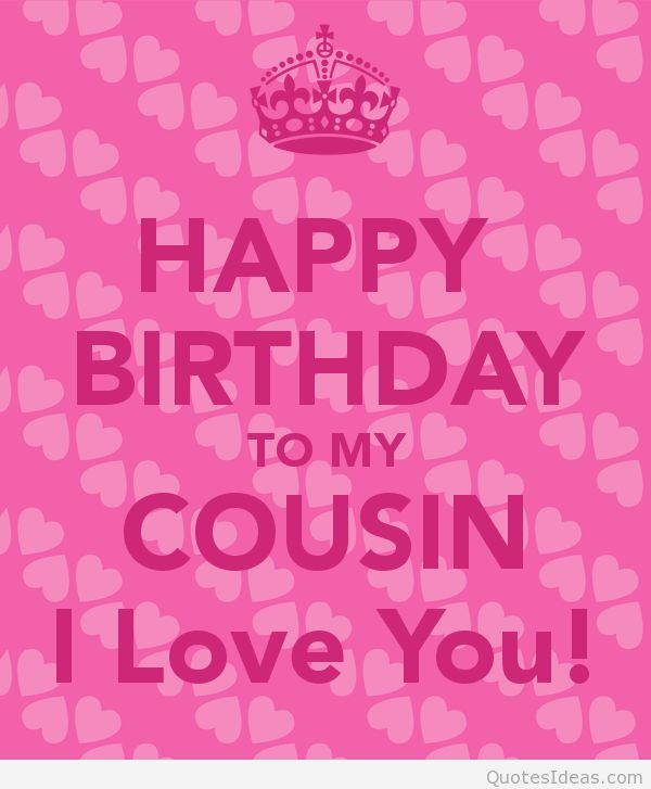 Best 25 Cousin birthday quotes ideas – Happy Birthday Cousin Card