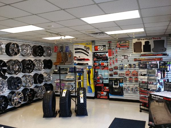 Auto Shop Interior Design Home Design