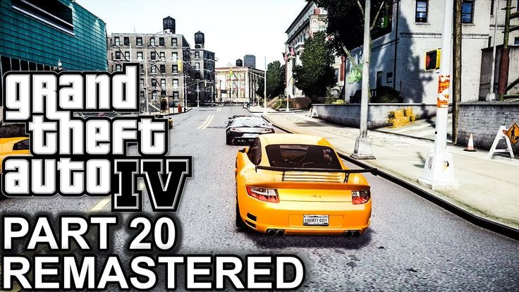 GTA 4 Remastered OC Edition Gameplay Walkthrough Part 20 Mission Final Interview And No. 1 (PC HD)