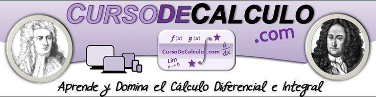 Curso de Cálculo ¡Fácil! | Curso de Cálculo Diferencial e Integral