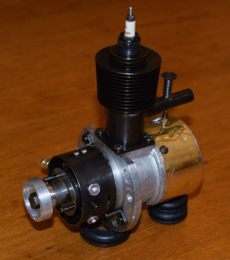 Gas Models Approved Designs List - Oldtimer List
