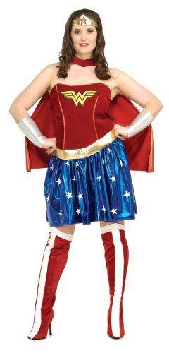 DC Comics Wonder Woman Plus Size Adult Costume, Plus Rubie's Costume Co,http://www.amazon.com/dp/B000PC0TWM/ref=cm_sw_r_pi_dp_L9jvsb1JHARASXTN