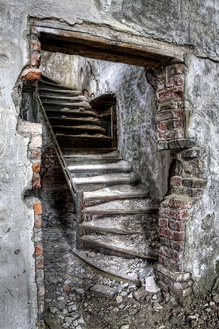 .Architecture Buildings, Abandoned Churches, Germany, Abandoned Stairs, Abandoned Forgotten, Church Stairs, Buildings Architecture, Abandoned Places, Old Churches