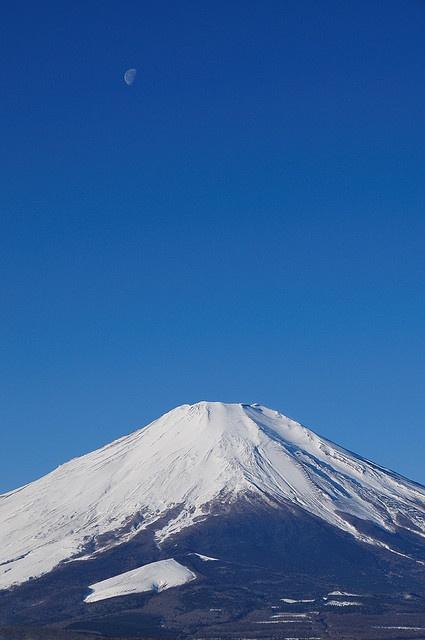 Mount Fuji, Japan!  Big and spectacular!!! 1993