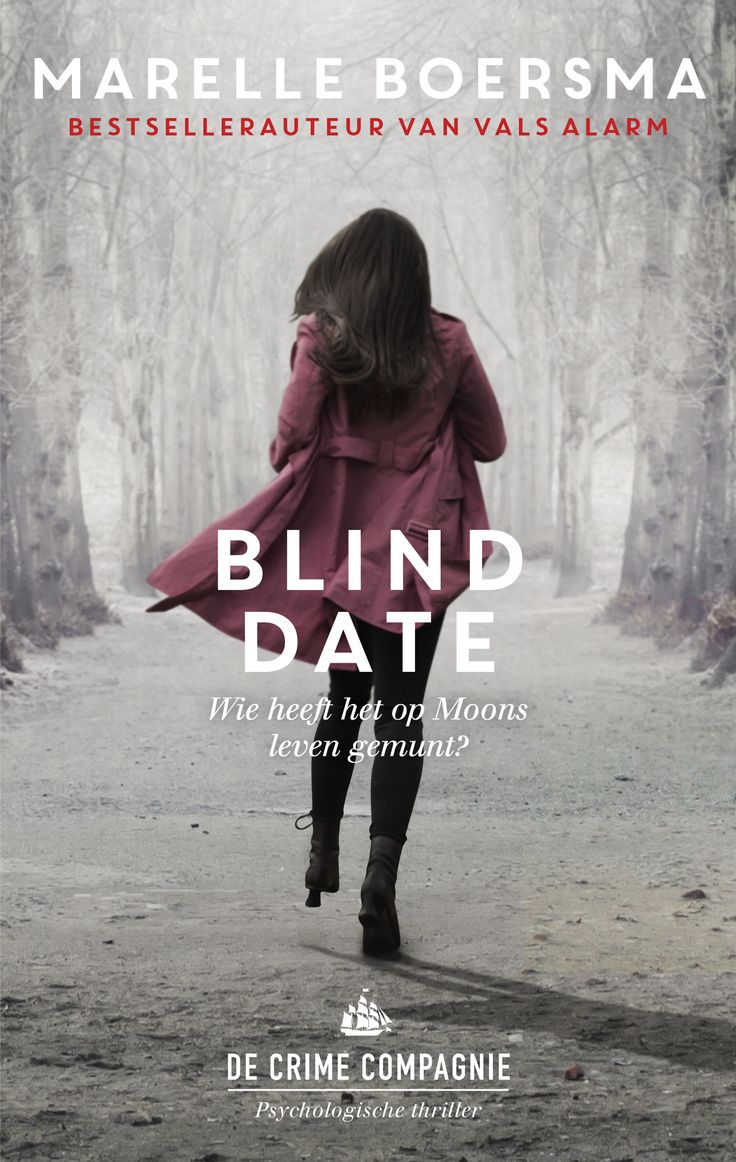 Blind date bij Marelle Boersma