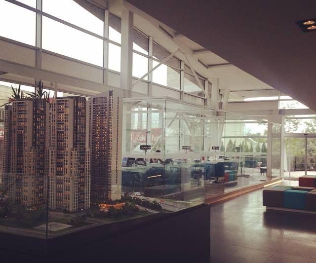 Nlogo İstanbul Satış Ofisi - Maket