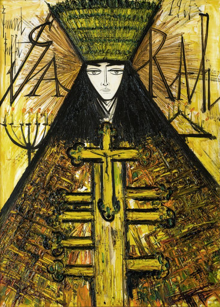 Bernard Buffet | Exhibitions in Paris and the Regions - Expo In The City