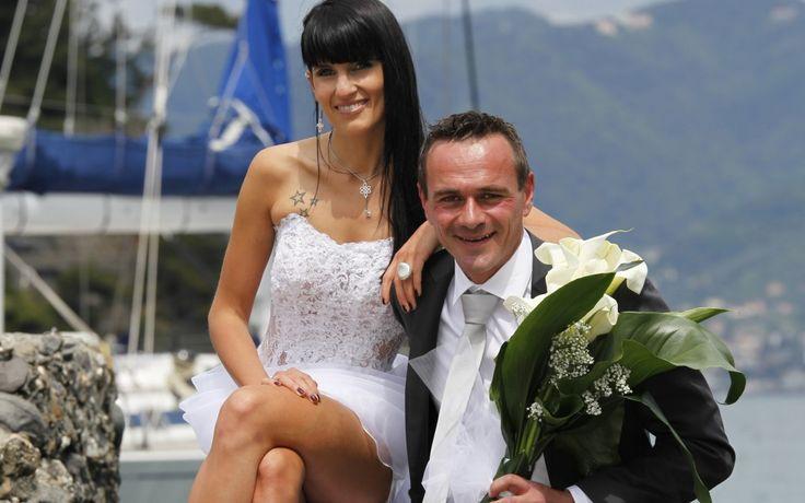 Blitzhochzeit an der italienischen Riviera