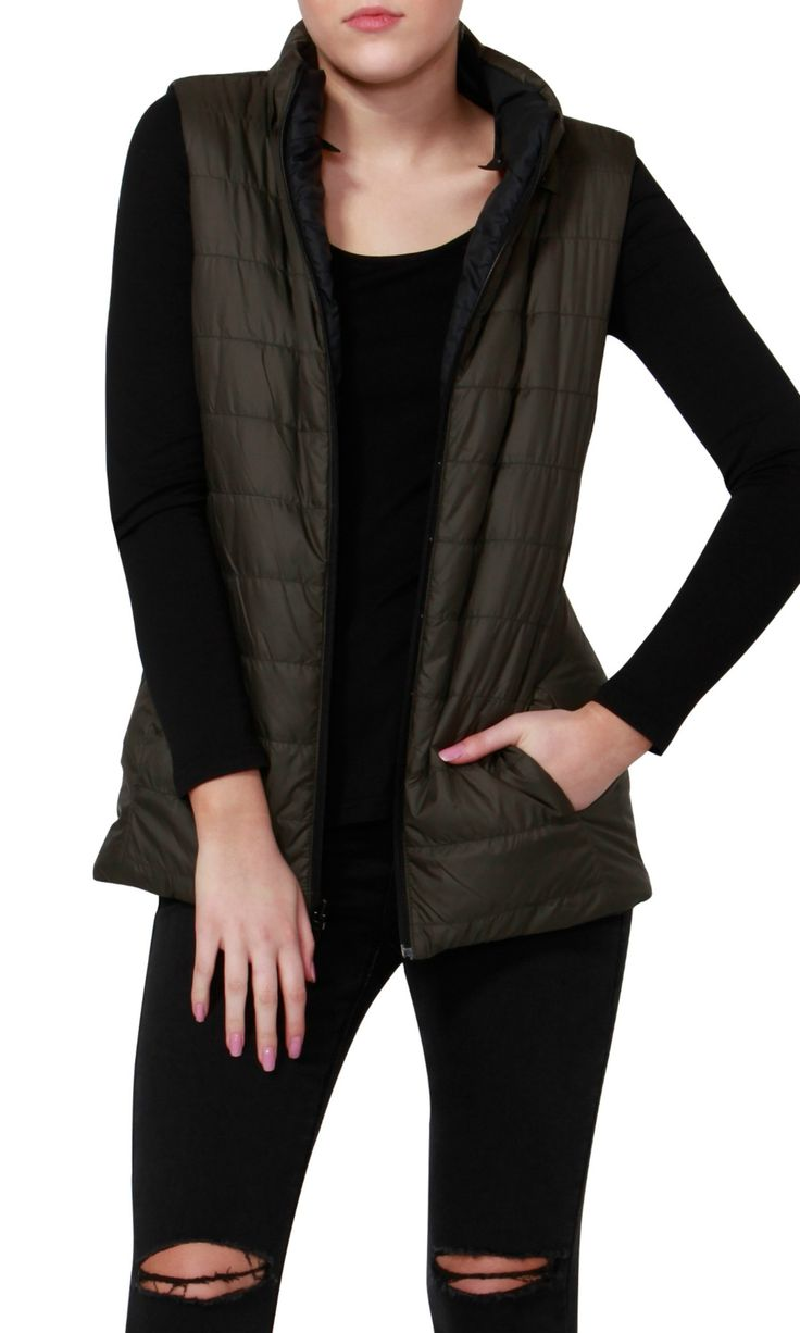 Betty Basics - Zayn Puffer Vest