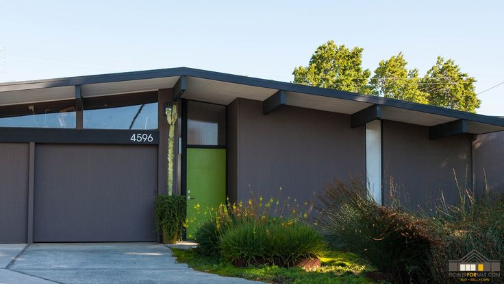 Eichler House Numbers | Mid-Century Modern House Numbers