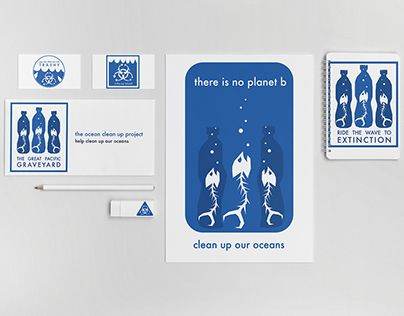 """Check out new work on my @Behance portfolio: """"The Ocean Clean-Up Project"""" http://be.net/gallery/45829207/The-Ocean-Clean-Up-Project"""